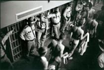 Building Shakedown, 1968 Danny Lyon