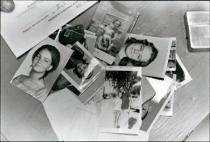 Contents of Arriving Prisoner's Wallet, 1968 Danny Lyon