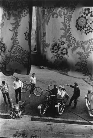 From Lyndsey's Room, Louisville, 1967, Danny Lyon