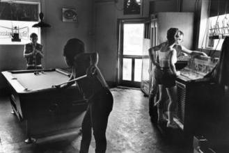New York Eddies, Chicago, 1966 Danny Lyon