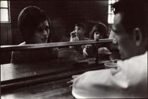Visiting Room 1968 Danny Lyon
