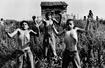 CZECHOSLOVAKIA. Slovakia. Zehra. 1967. Gypsies.