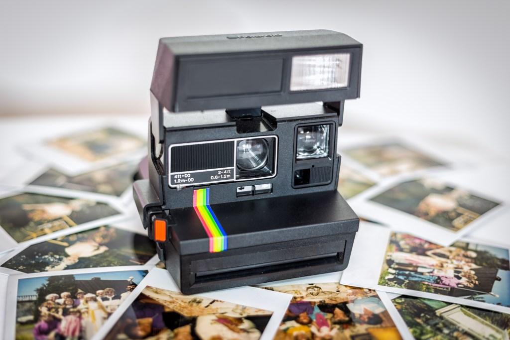 Stary Polaroid