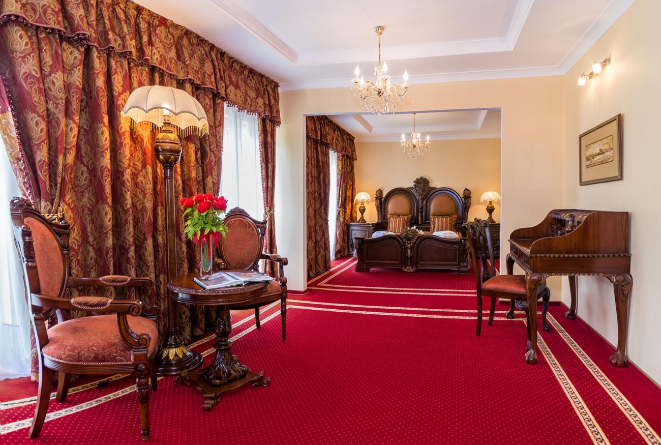 zdjęcia reklamowe hotel st. george kudowa-zdrój