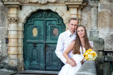 Justyna i Mateusz