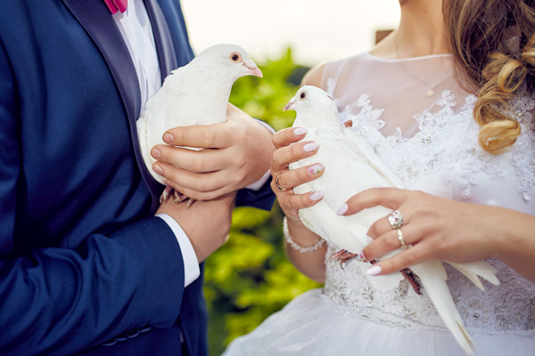 Kinga i Mateusz - fotografia ślubna