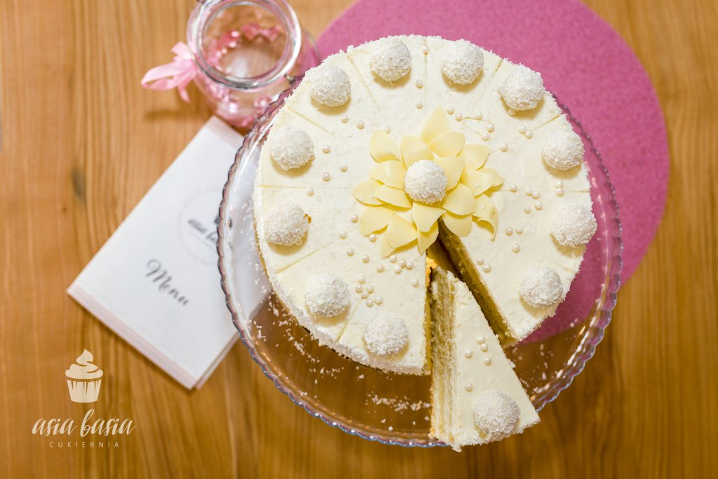 Zdjęcia reklamowe tortów