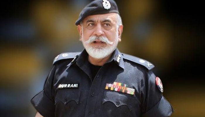 ناصر درانی استعفیٰ،تحریک انصاف حکومت سے اختلافات وجہ بنی