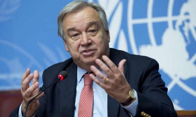 انتہا پسند گروہوں کا ہدف نوجوان ہیں : سیکریٹری جنرل اقوام متحدہ