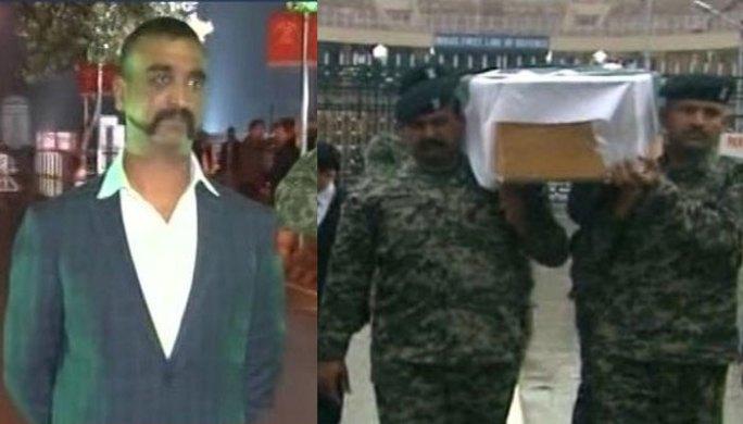 بھارت نے شاکر اللہ کی لاش پاکستان کے حوالے کردی