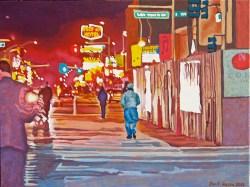 'Beacon' (2012), oil on canvas, 60x80cm