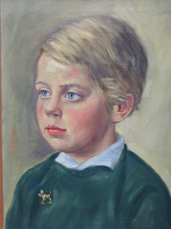 Dochter Mariëlla1968