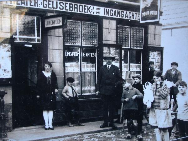 Jan Geusebroek inMedemblik