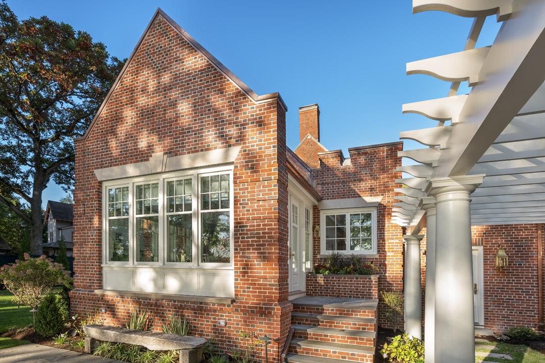 Brick Story - Jan Gleysteen Architects