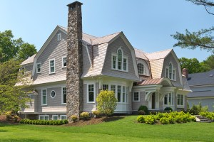 Graceful Gambrel - Jan Gleysteen Architects, Inc.