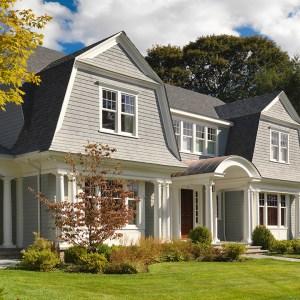 Suburban Shingle - Jan Gleysteen Architects, Inc.