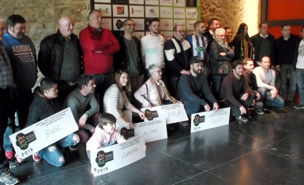 [jangodot.eus] Amalur y Gorrotxa vencedores de la III edición del concurso de pintxos Jango Dot Durango-Iurreta