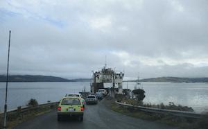 bruny-ferry