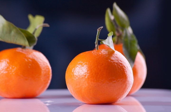 nutrition packed with vitamin C