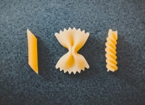 Make extra pasta when home cooking during coronavirus times