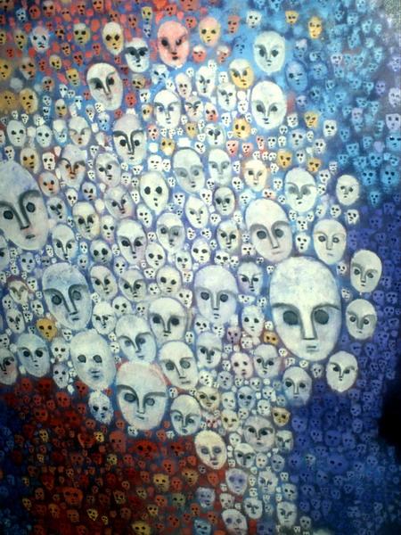 Lukisan Aliran Ekspresionisme : lukisan, aliran, ekspresionisme, Aliran, Ekspresionisme, Janica, Lewinsky