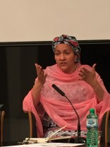 Amina J. Mohammad @AminaJMohammed, @UN Secretary-General's Special Advisor on Post-2015 Development Planning aka 2030 Agenda for Sustainable Development #SDGs #GlobalGoals
