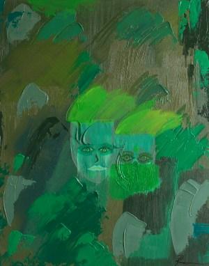 greenpainting