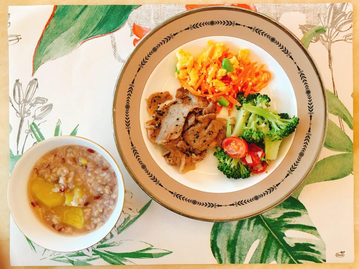 清粥小菜怎麼健康吃?