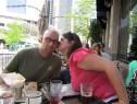 The Love Birds, Krista & Jim, 6-13