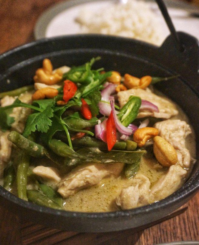 泰式青咖喱雞 | Janice's Cookbook 英國日記