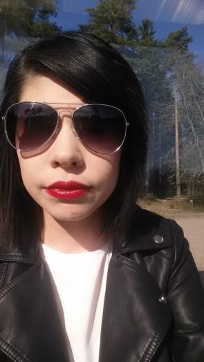 Jag i solen