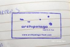 archipelago stamp copyright