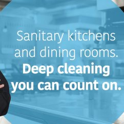 Industrial Kitchen Cleaning Services Rustic Island Restaurant And Jani King