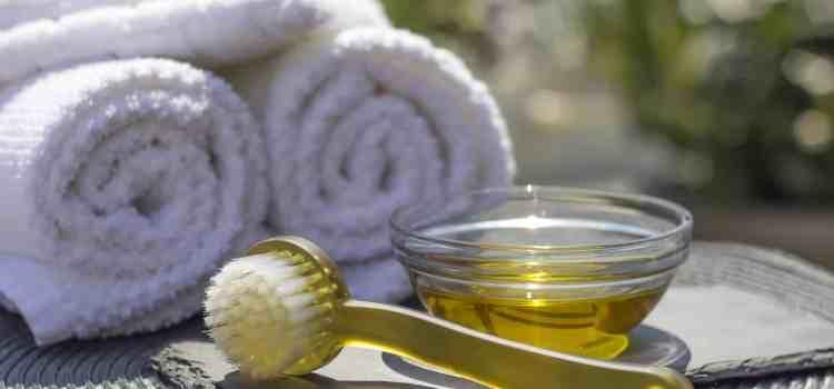 Haaröl einfach selbst gemacht