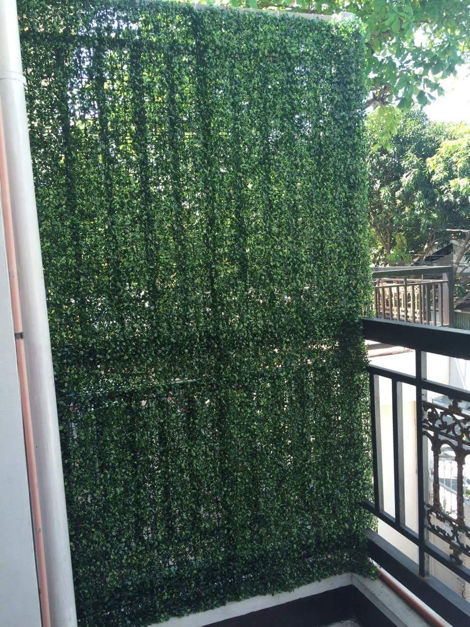DIY Artificial Grass Balcony Backdrop  my spot of random