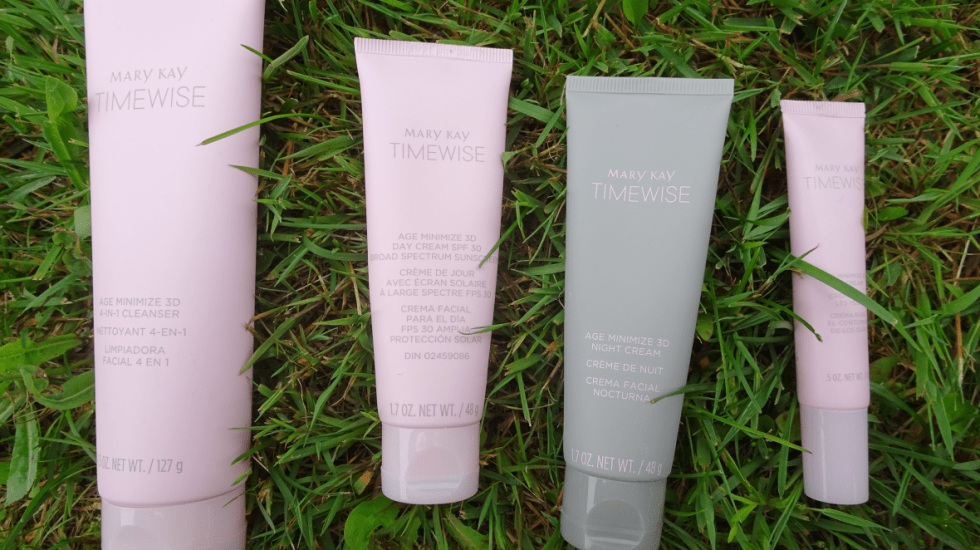 Mary Kay Timewise Miracle 3D