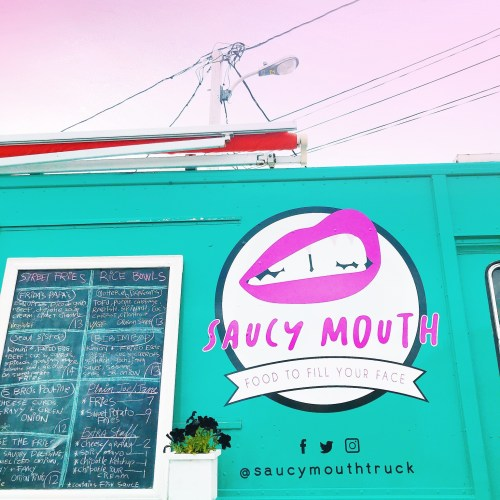 Saucy Mouth Food Truck
