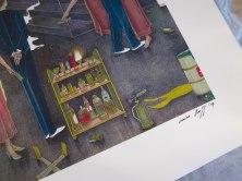 Arsonist's Ball A1 Print