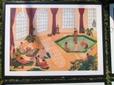 Turkish Bath Print