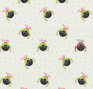 Betiya - Pattern