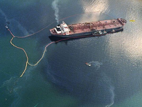 # 6. Exxon Valdez - $2.5 Billion