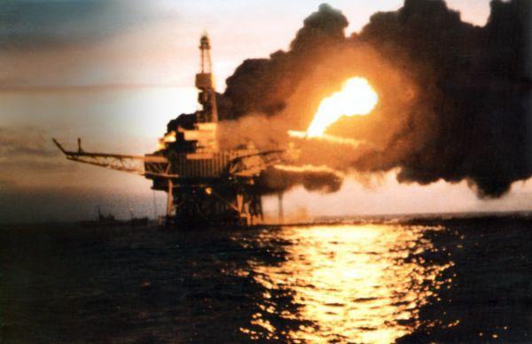 # 5. Piper Alpha Oil Rig - $3.4 Billion