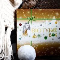 "BIOTYfull Box - Décembre 2017 - ""La Merveilleuse"""