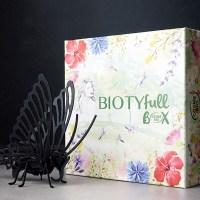 BIOTYfull Box – Avril 2019 – « 100% Cosmebio »