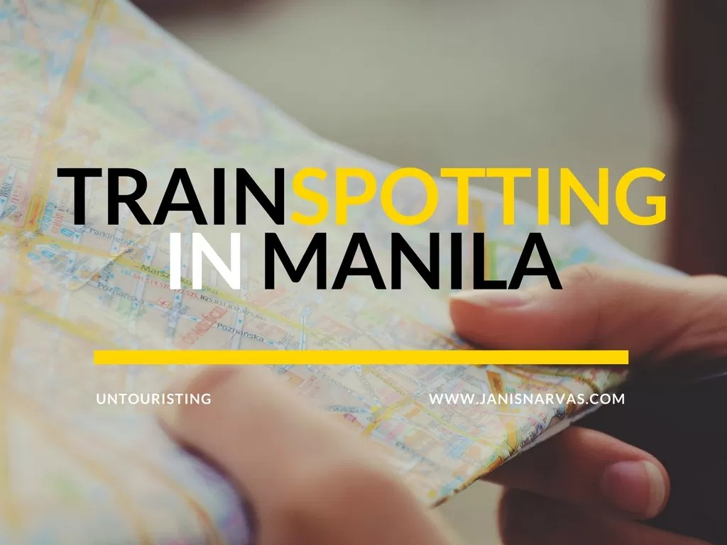 Trainspotting in Manila: How to Ride the PNR