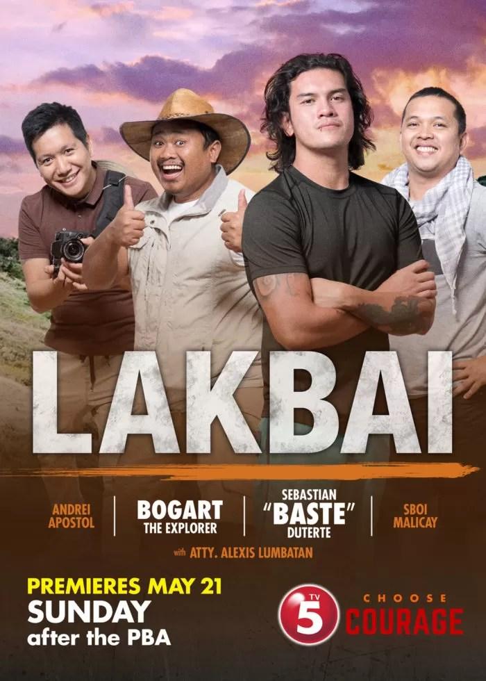 Lakbai with Baste Duterte