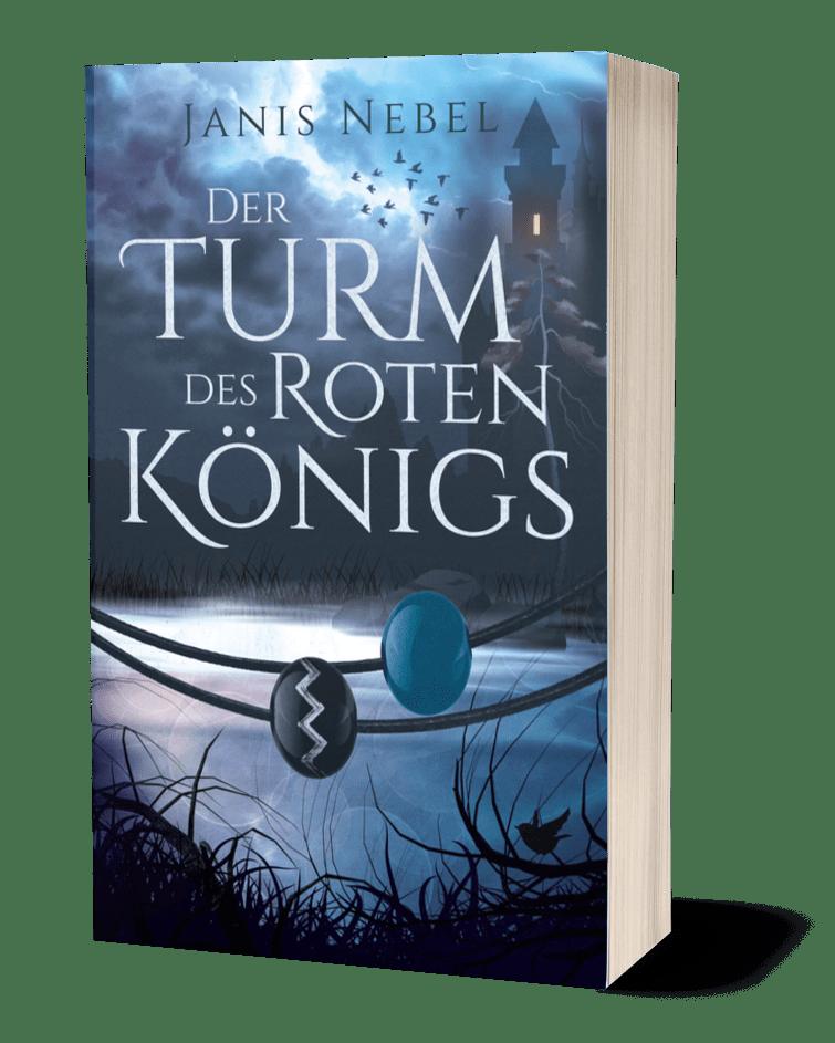 Der Turm des Roten Königs von Janis Nebel