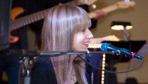 Bandleader Janis Nowlan