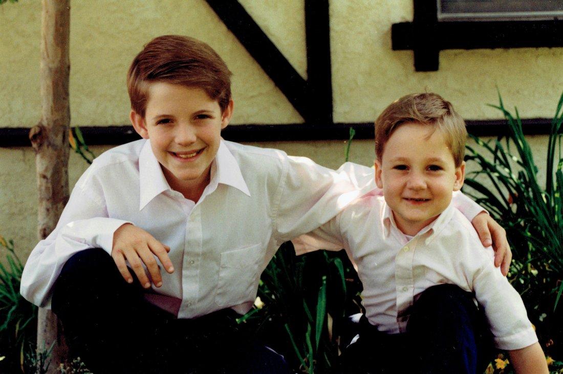 Tim and Jordan 1994