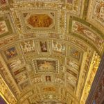 Ceiling of St. Peter's Basilica